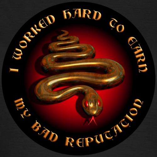 Copper Snake - Vrouwen T-shirt
