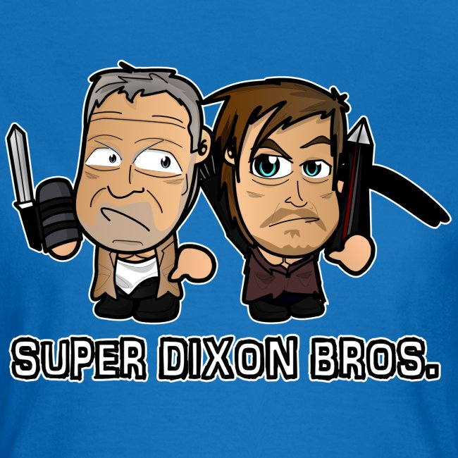 Chibi Super Dixon Bros