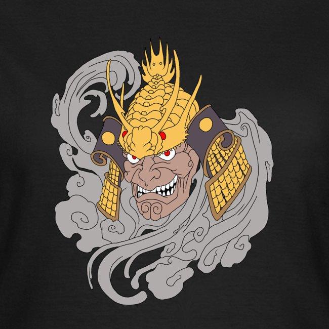 Leonaspis Samurai