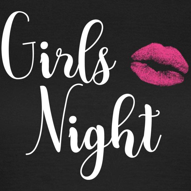 Girls night Junggesellinnenabschied