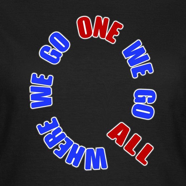 Q Anon- Where we go 1 we go all