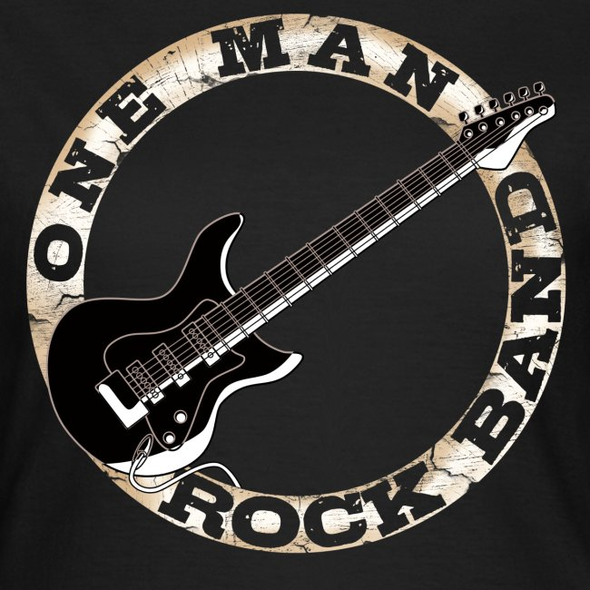 One Man Rock Band