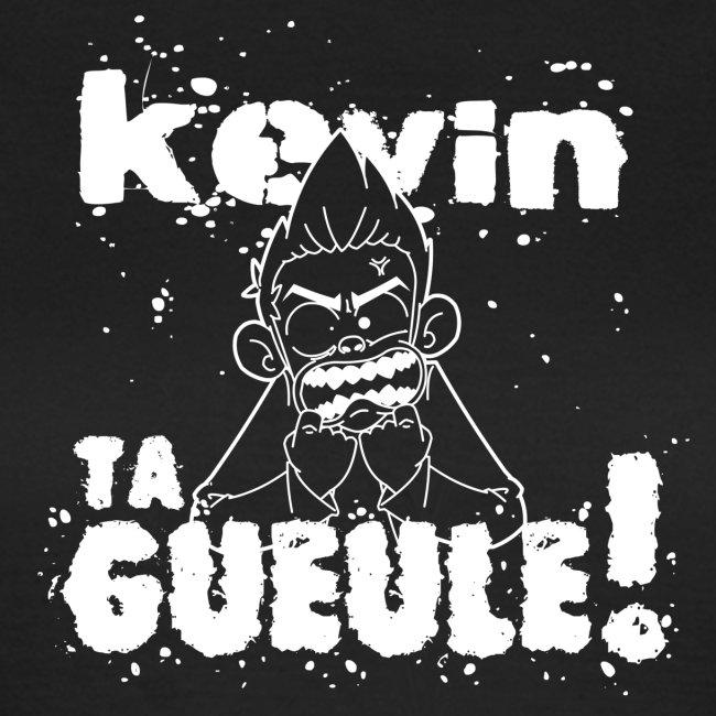 Kevin TA GUEULE blanc