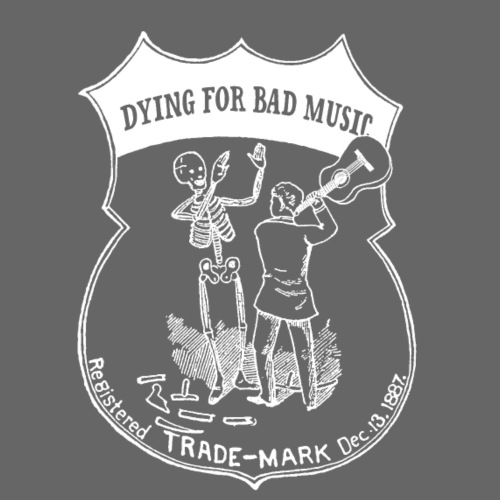 Dying For Bad Music Trade - Women's T-Shirt