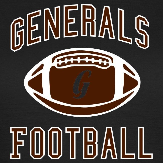 Generals Football Special G
