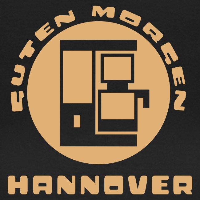 Hannover Guten Morgen Kaffeetasse Frauen T Shirt