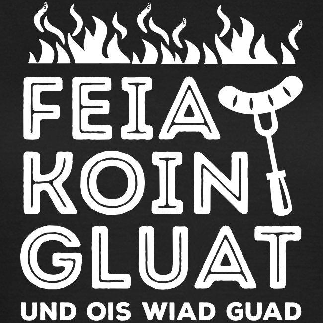 Vorschau: Feie Koin und Gluat - Frauen T-Shirt