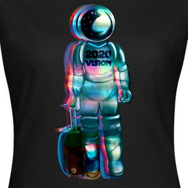 2020 VISION© MARS MISSION SPACE TRAVELLER©