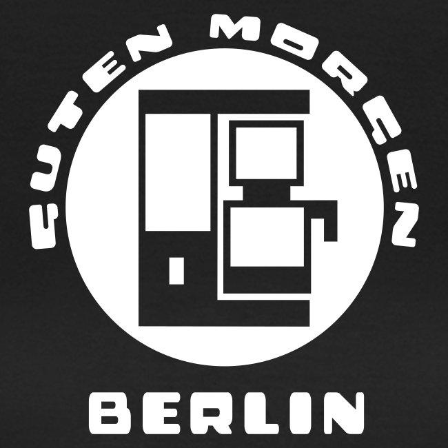 Berlin Guten Morgen Kaffeetasse Frauen T Shirt