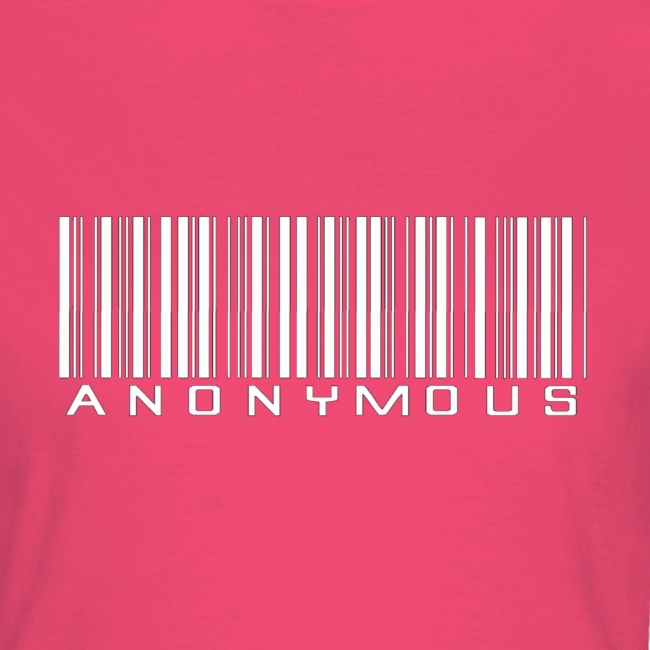 Anonymous Barcode