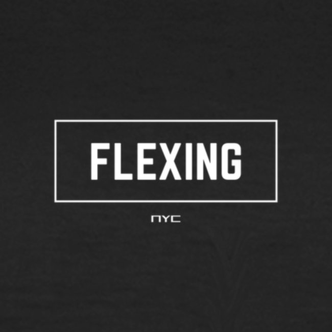 Flexing Box (WHITE)