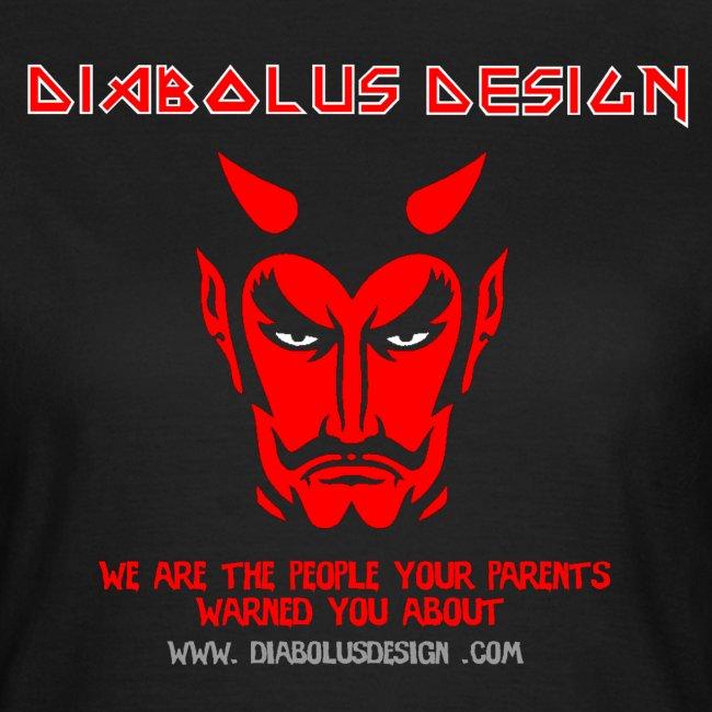Design Ol Diabolus Head