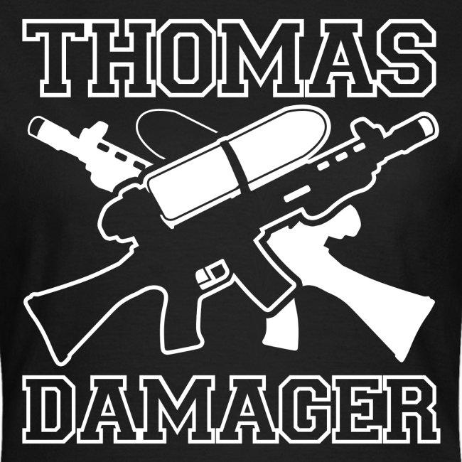 Thomas Damager Logo