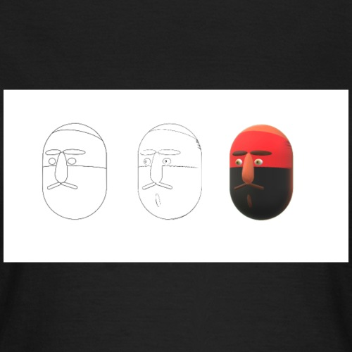Uncle Ben Evolution 2 - Vrouwen T-shirt