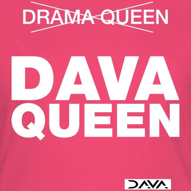 DAVA Queen - white