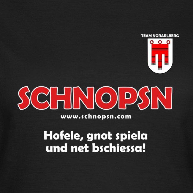 T Shirt Vorarlberg png
