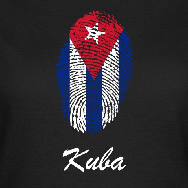 Kuba Fingerabdruck