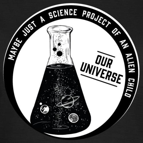 Our Universe - Frauen T-Shirt