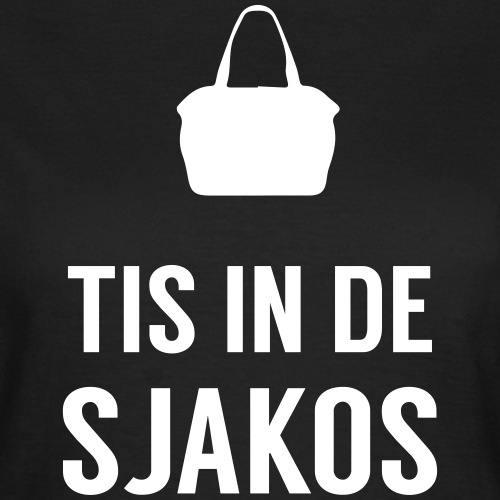 SJAKOS - Vrouwen T-shirt