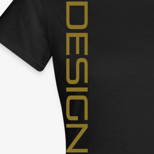 écriture dg - T-shirt Femme
