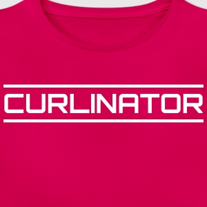 Curlinator - T-shirt dam