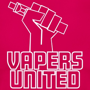 Vapers United - Vapefist - Frauen T-Shirt