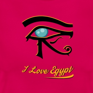 i love Egypt 1 - Women's T-Shirt