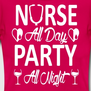 Party Nurse - Women's T-Shirt