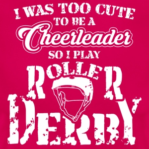 roller Derby - Women's T-Shirt