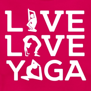 Life Love YOGA - Women's T-Shirt