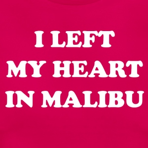 I Left My Heart In Malibu - Women's T-Shirt