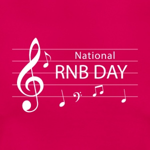 RNB Day - Nationl RNB - T-shirt dam