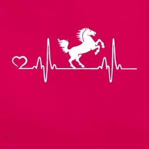 Horse - Heartbeat - Women's T-Shirt