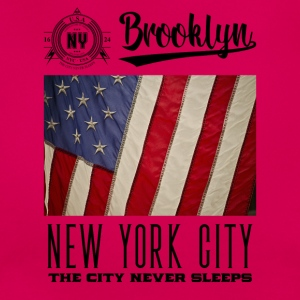 New York City · Brooklyn - T-shirt Femme