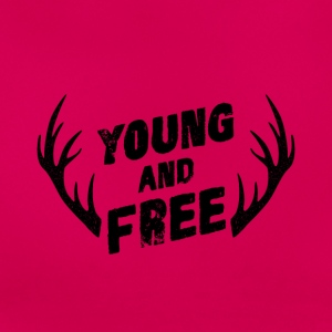 Young and Free - Women's T-Shirt