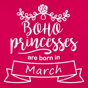 Boho Princess Birthday March - Women's T-Shirt
