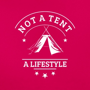 not_a_tent_wei-- - Women's T-Shirt