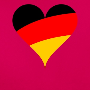 I love Germany - Women's T-Shirt