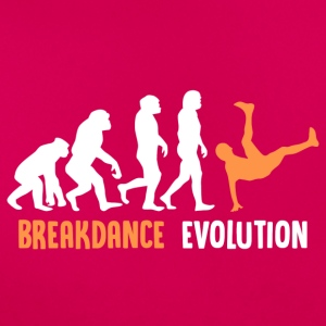 ++ ++ Breakdance Evolution - T-shirt dam