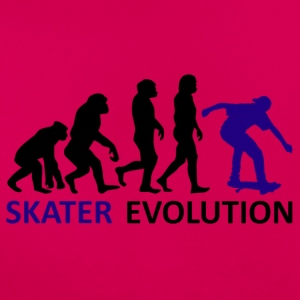 ++Skater Evolution++ - Frauen T-Shirt
