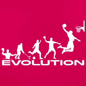 basket evolution - T-shirt dam