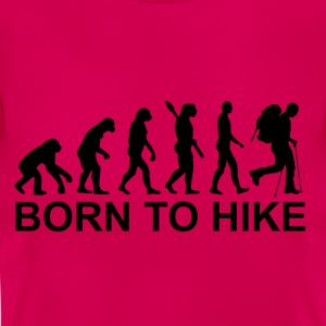 Born to hike - Women's T-Shirt