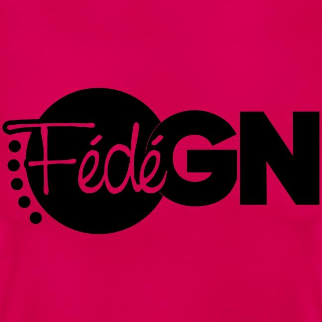 Logo FédéGN pantone