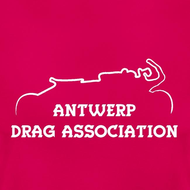 ADA DRAG Logo Klein Wit