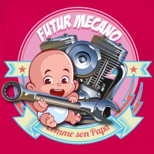 FUTUR MECANO - T-shirt Femme