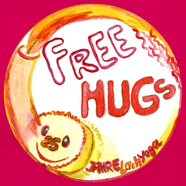Free Hugs - 25 Jahre Lachyoga