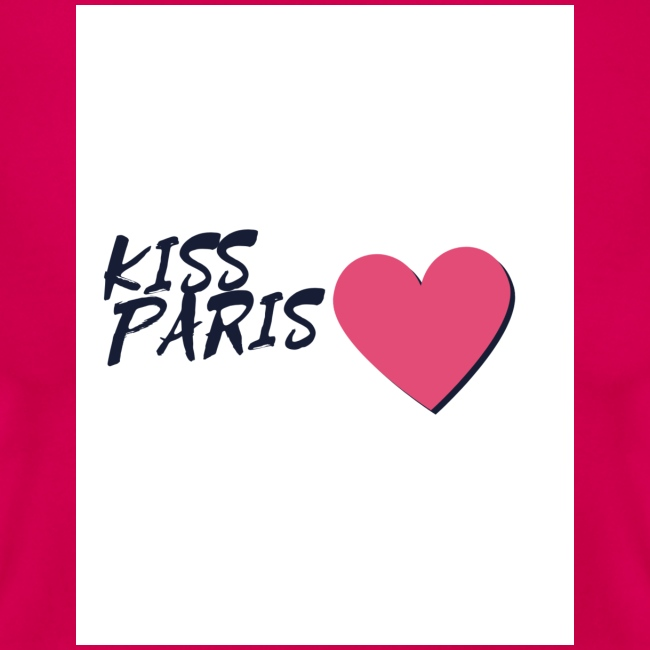 kiss paris