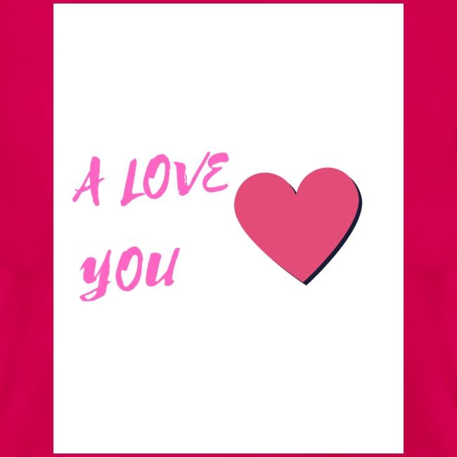 A LOVE YOU ROSE