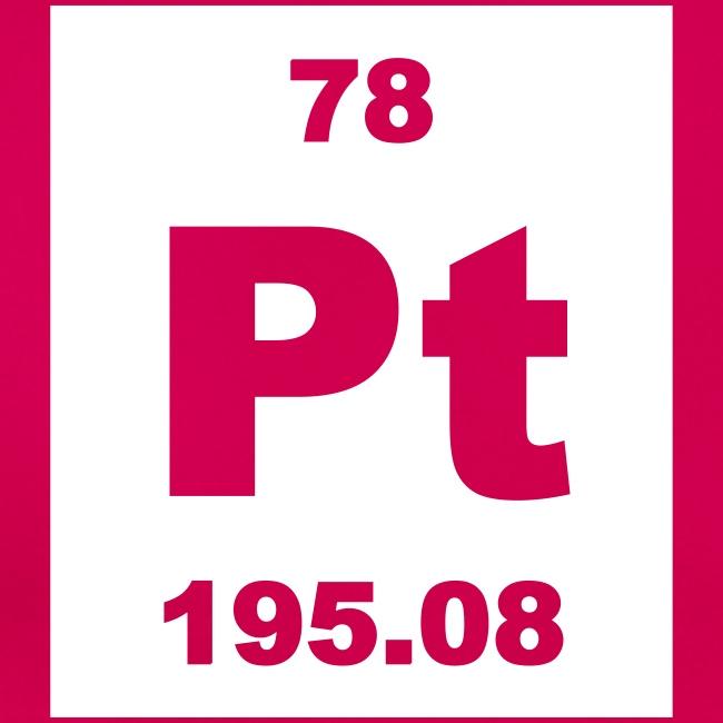 Platinum Pt Element 78 Women S T Shirt
