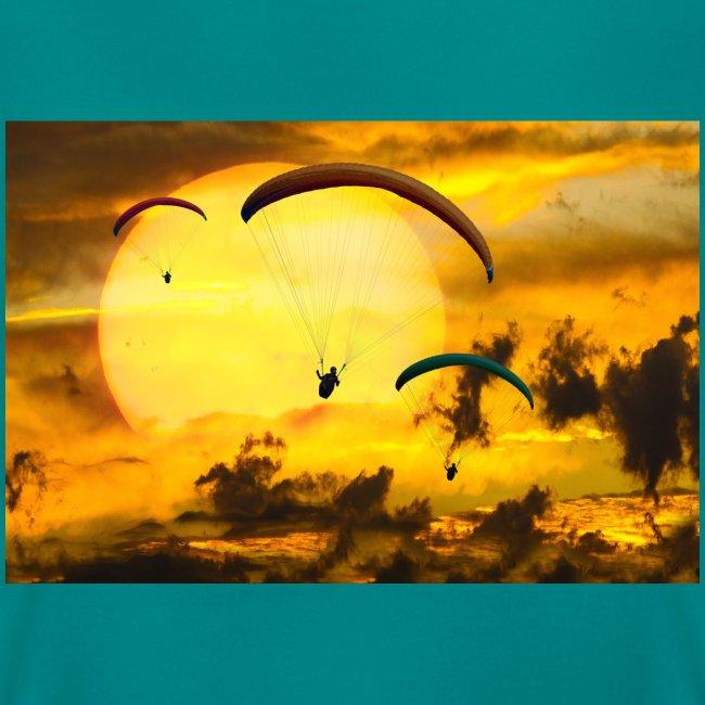 paragliding -Shah
